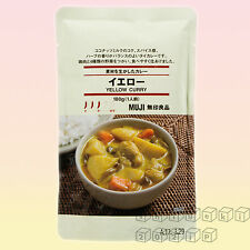 MUJI Yellow Curry 180g For One Dish Japanese Food