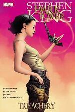Stephen King Dark Tower : Treachery (2011, Paperback) Marvel TP