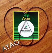 Ayao band saw blade 2x (1790mm) x(6.35mm) x 6 TPI Perfect Quality