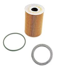 Porsche 911 Cayenne Panamera CRP Aluminum Washer Mahle Oil Filter Kit