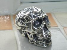 "NEW LATEX MOULD MOLD SMALL CELTIC SKULL 3"" LENGTH --  D"