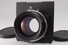 【B- Good】 Fujifilm FUJINON W 180mm f/5.6 Lens w/COPAL Shutter From JAPAN #2285