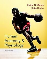 Human Anatomy & Physiology, Books a la Carte 10th Edition - by Marieb & Hoehn
