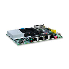 New 4 Intel LAN Home Router/firewall/VPN Appliance 3215U ITX Motherboard 2 core