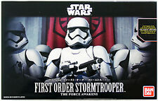 Bandai Star Wars First Order Stormtrooper 1/12 scale kit 032175