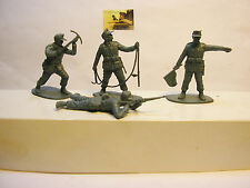 Soldatini Toy Soldiers Airfix German Commando WW II plastica 1:32