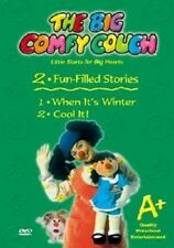 The Big Comfy Couch: When It's Winter/Cool It (1995)