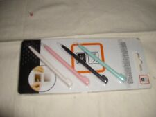 PHONE NDS lite stylus Pack of 4  pink black blue and white NEW