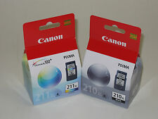 Genuine Canon PG-210 XL CL-211 XL ink MX340 MX350 MX330 MX410 MX420 210 211