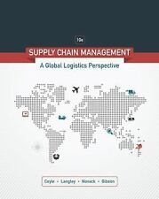 Supply Chain Management : A Logistics Perspective (US HARDVOVER STUDENT 10/E)