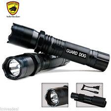 Diablo 160 Lumen Tactical Light 4.5 Million Volt Reghargable Stun Gun Guard Dog