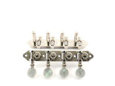 Schaller Mandolin/Bouzouki Machine Heads Nickel (5591)