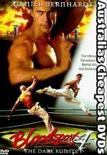 Bloodsport 4 DVD NEW, FREE POSTAGE WITHIN AUSTRALIA REGION ALL
