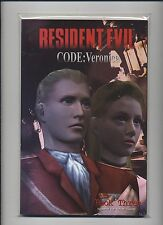 RESIDENT EVIL: CODE: VERONICA Book Three (3) Horror Video Game NM (9.4) TPB