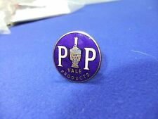 vtg badge pp vale products staff works lapel home front miller engineering ?