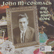 JOHN McCORMACK - My Wild Irish Rose CD ( Vintage Tenor, Celtic, 22 Tracks )