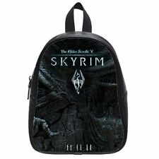 New Customize Unique Special Offer Custom Skyrim Backpack School Bag