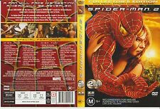 Dvd's * Spiderman 2 * 2004 Australian Columbia Pictures Collectors Box Set Issue