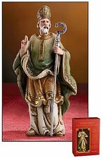 St. Patrick Patron Saint Statue 4 Inches NEW SKU PC951
