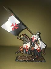 St Petersburg soldiers 54mm Mounted Knight Templar of The Crusades