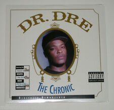 "SEALED & MINT - DR. DRE - THE CHRONIC - Double 12"" VINYL LP - RECORD ALBUM"