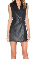 New with tag $298 BCBG Max Azria CARYN CROSSOVER FRONT DRESS 222 Sz XXS