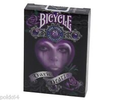 Jeu de 52 cartes BICYCLE ANNE STOKES DARK HEARTS poker 54 cartes collection 0818