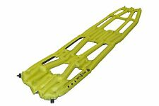 KLYMIT Inertia X Frame Sleeping Pad YELLOW Lightweight Camping BRAND NEW