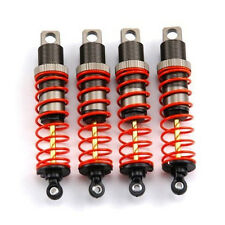 Team Losi LOSB1289 Aluminum Threaded Shock Set (4): 1/18 Mini-Late Model
