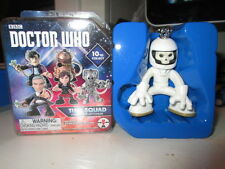 "DOCTOR WHO Time Squad Character Keychain VASHTA NERADA 3"" Figure Bag Clip Hanger"