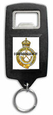 SHERWOOD RANGERS YEOMANRY BOTTLE OPENER KEY RING