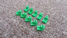 10pcs AUDI Plastic Grommet Nut for Screws- Bumper to Wing/Headlight Grille