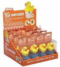 Kitchencraft Novelty Floating Rubber Duck Tea Infuser