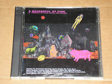 SAUCERFUL OF PINK, TRIBUTE TO PINK FLOYD (PSYCHIC TV, CONTROLLED BLEEDING)- 2 CD