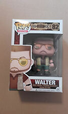 WALTER FROM THE BIG LEBOWSKI FUNKO POP VINYL MOVIES FIGURE #82 RARE RETIRED