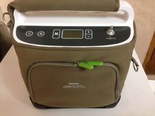 Phillips Respronics Simplygo Portable Oxygen Concentrator plus extras.