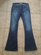J Brand Women's Martini Jeans Med Distress Blue Heritage Wash Denim sz 29
