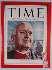 Time Magazine March 26, 1951 Cover Bishop Sherrill, Onward, Christian Soldiers -