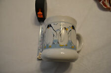 Vintage Penguin Mug San Francisco CO ceramic coffee cup tea mug