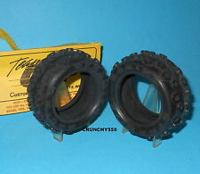 Vintage CRP 4229 Tires 1.9 Rear Tamiya FOX Hot Shot Ultima Turbo Optima RC Parts