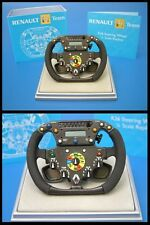 1:4 Amalgam Renault R26 Fernando Alonso World Champion 2006 Steering Wheel RARE
