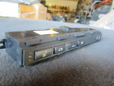 BMW E46 OEM COUPE sedan HEATED SEAT DSC SPEAKER BOTTOM SWITCH SWITCHES PANEL