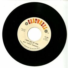 "BILLY ""CRASH"" CRADDOCK I Ran Out Of Time / Dream Lover CARTWHEEL 196 COUNTRY 45"