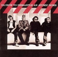 How to Dismantle an Atomic Bomb by U2 CANADA CD DELUXE EDITION DVD CANADIAN