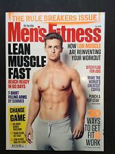 Men's Fitness magazine - July 2016