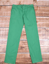 Ralph Lauren Fine European Tailoring Men Chinos Pants Trousers Size W30/31