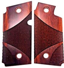 Sig Sauer P238 SIG P 238 Laminated Rosewood Checkered Grips - NEW