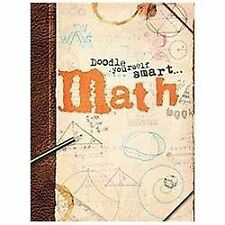 NEW Softcover Book:  Doodle Yourself Smart ... Math Over 100 Problems to Solve!