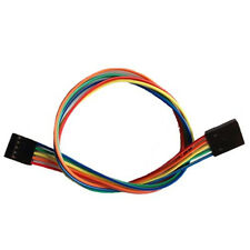 5 Pin Dual-female Jumper Wire--300mm 10pcs pack