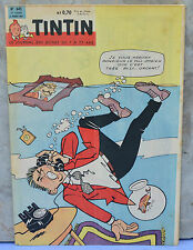 Journal Tintin n°645, 02 mars 1961